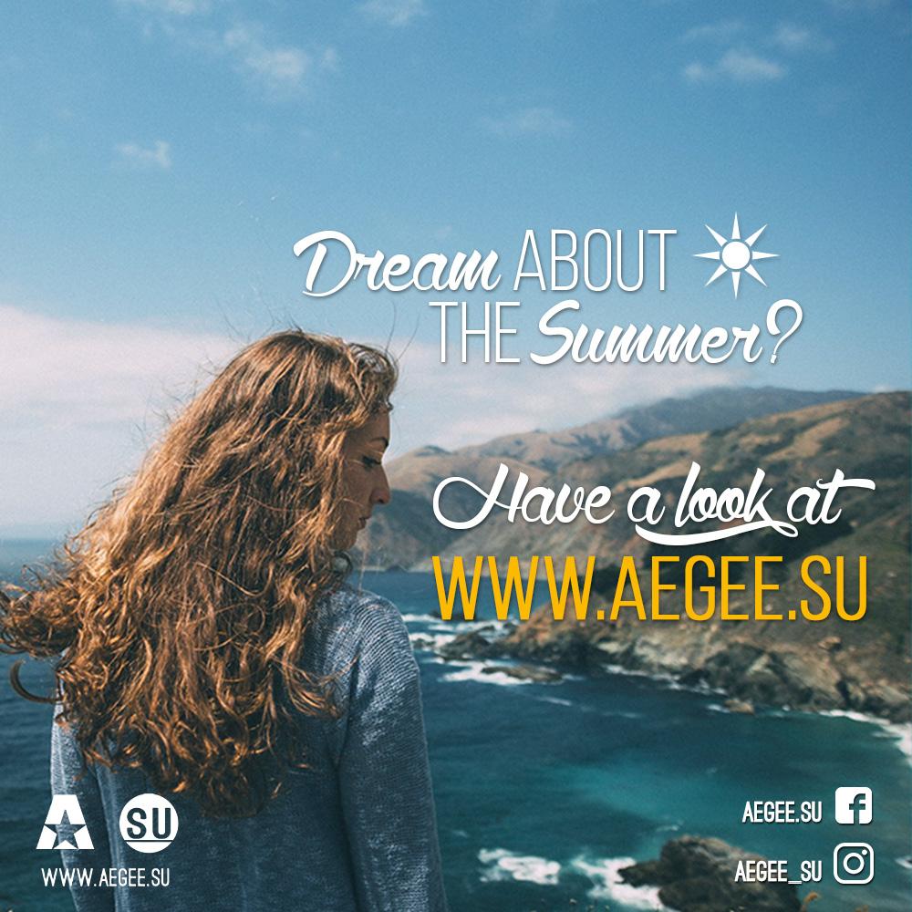 De inschrijvingen voor de Summer Universities in de zomervakantie zijn weer geopend!