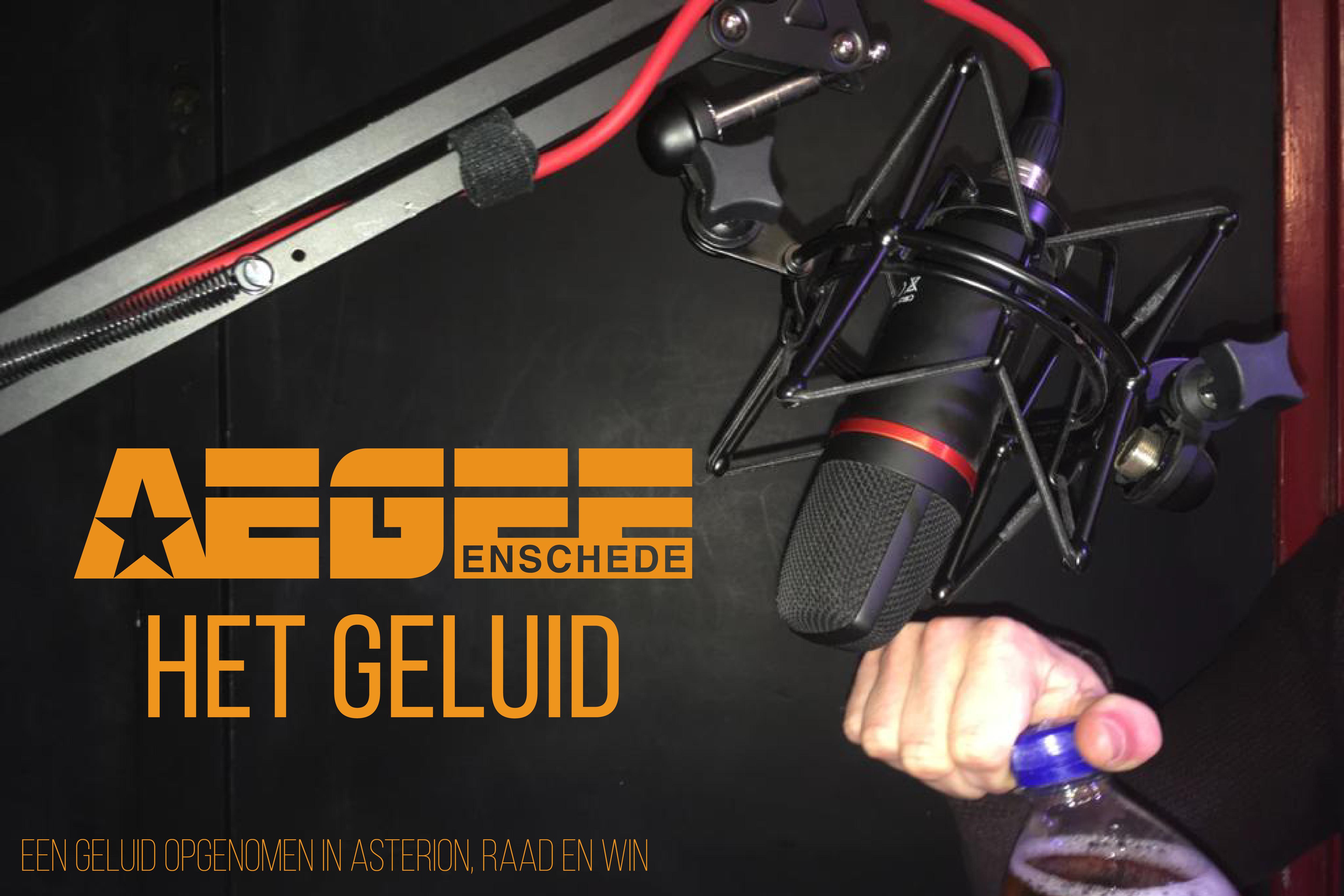 AEGEE-Enschede | Het Geluid