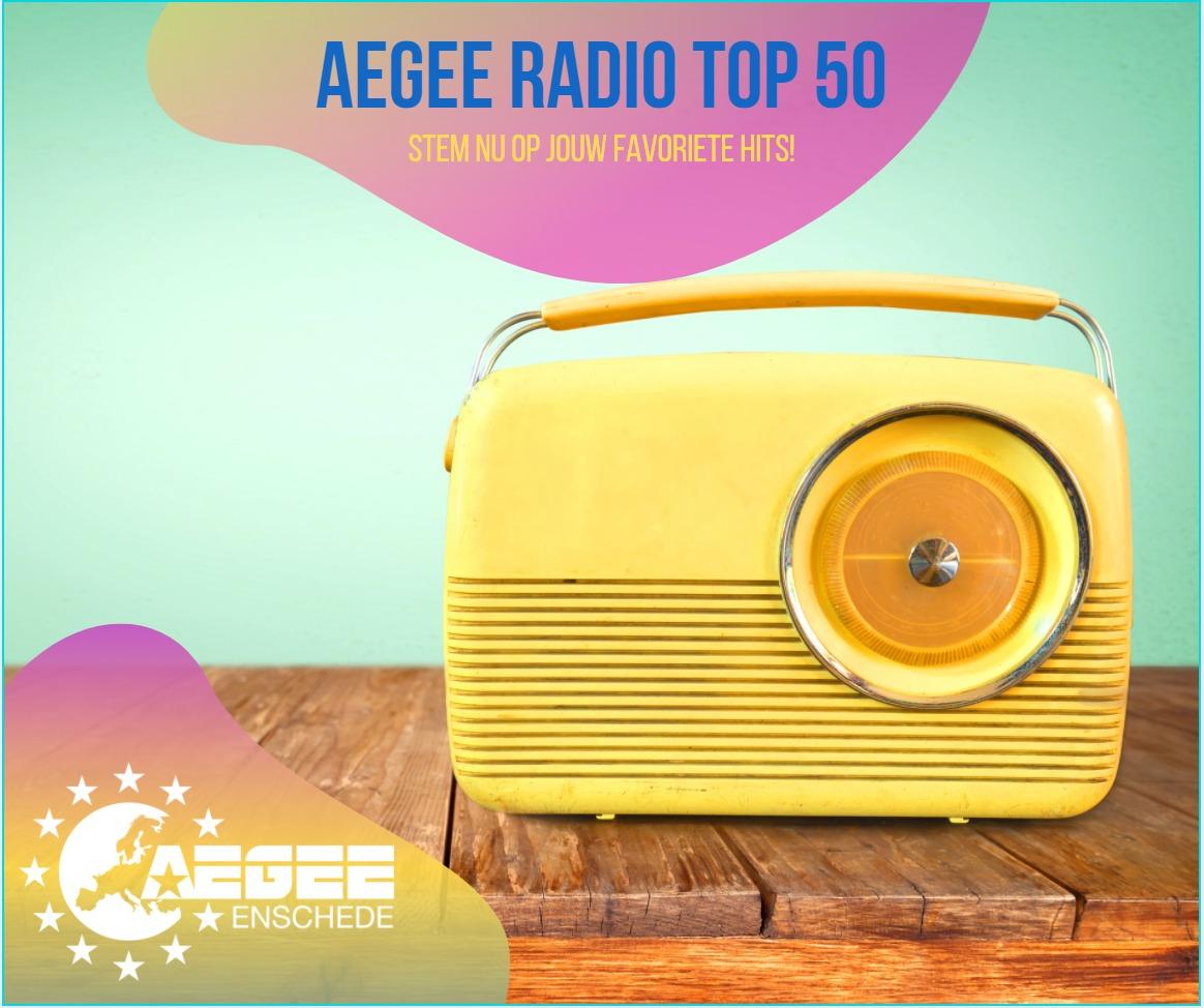 AEGEE Top 50 bekend!