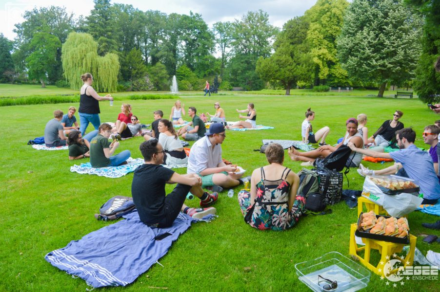 Volkspark picknick